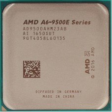 AMD A6 X2 9500E (3GHz 35W AM4) Tray (AD9500AHM23AB)