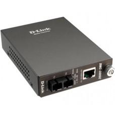 Медиаконвертер D-Link DMC-300SC 100BaseTX to MM Fiber (2км)