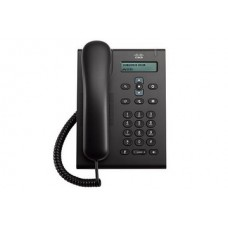 IP-телефон Cisco UC Phone 3905 SIP, Charcoal, Standard Handset