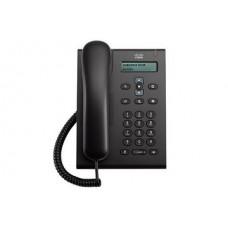 IP-телефон Cisco Unified SIP Phone 3905, Charcoal, Standard Handset, б/у