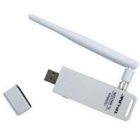 Беспроводной адаптер TP-Link TL-WN722N (150Mbps, USB, внешняя антенна)