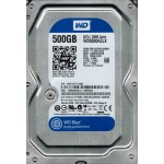 HDD SATA  500GB WD Blue 7200rpm 32MB (WD5000AZLX)