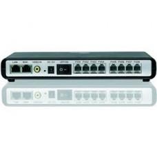 VoIP-Шлюз Grandstream GXW4108 (8xFXO, 2xFE)