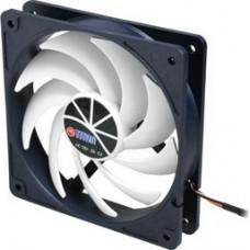 Вентилятор Titan TFD-12025 SL 12 Z/KU, 120х120х25мм, 3-pin, черно-белый - TFD-12025 SL 12 Z/KU