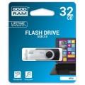 USB 32GB GOODRAM UTS2 (Twister) Black (UTS2-0320K0R11) - UTS2-0320K0R11