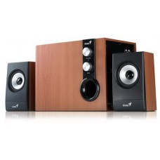 Акустическая система Genius SW-HF2.1 1205 II Wood (31730012400)