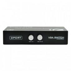 VGA сплиттер – переключатель мониторов на 2 входа (VGA свитч)