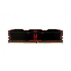 DDR4 8GB/2666 GOODRAM Iridium X Black (IR-X2666D464L16S/8G) - IR-X2666D464L16S/8G