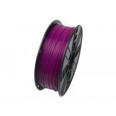Филамент пластик Gembird (3DP-ABS1.75-01-PP) для 3D-принтера, ABS, 1.75 мм, пурпурный в розовый, 1кг