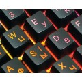 Клавиатура REAL-EL Gaming 8710 TKL Backlit USB черный UAH - EL123100030
