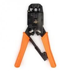 Инструмент для обжимки RJ-45/RJ11 Atcom 2008R, блистер (проф. линейка)