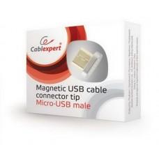 Коннектор магнитный Cablexpert (CC-USB2-AMLM-mUM), Micro USB