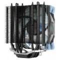 Кулер процессорный Aerocool Verkho 4 Dark, Intel:2066/2011/1156/1155/1151/1150/775, AMD:AM4/AM3+/AM3/AM2+/AM2/FM2/FM1, 156.5x123x73, 4-pin - Verkho 4 Dark
