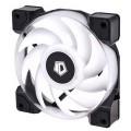 Вентилятор ID-Cooling DF-12025-ARGB (Single Pack), 120x120x25мм, 4-pin PWM, черный - DF-12025-ARGB