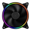 Вентилятор 1stPlayer Firemoon V2 RGB; 120х120х25мм, 4-pin - Firemoon V2