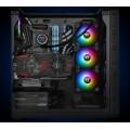 Система водяного охлаждения Thermaltake Water 3.0 360 ARGB Sync (CL-W234-PL12SW-A), Intel: 2066/20113/2011/1366/1156/1155/1151/1150, AMD: FM2/FM1/AM4/AM3+/AM3/AM2+/AM2, 3х120мм, 4-pin - CL-W234-PL12SW-A