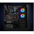 Система водяного охлаждения Thermaltake Water 3.0 240 ARGB Sync (CL-W233-PL12SW-A), Intel: 2066/20113/2011/1366/1156/1155/1151/1150, AMD: FM2/FM1/AM4/AM3+/AM3/AM2+/AM2, 2х120мм, 4-pin - CL-W233-PL12SW-A