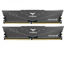 DDR4 2x8GB/3200 Team T-Force Vulcan Z Gray (TLZGD416G3200HC16CDC01) - TLZGD416G3200HC16CDC01