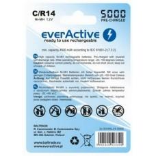 Аккумулятор everActive С/HR14 5000mAh BL 2шт