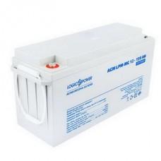 Аккумуляторная батарея LogicPower 12V 150AH (LPM-MG 12 - 150 AH) AGM мультигель