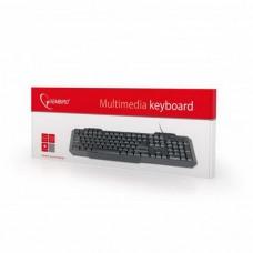Клавиатура Gembird KB-UM-105-RU Black USB