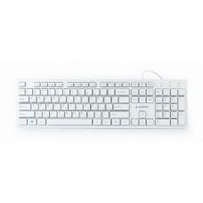 Клавиатура Gembird KB-MCH-03-W-UA White USB UKR