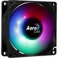 Вентилятор Aerocool Frost 8 FRGB Molex, 80х80х25 мм, 3-Pin - Frost 8 FRGB Molex