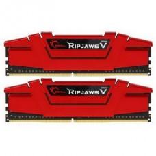 DDR4 2x8GB/3600 G.Skill Ripjaws V Red (F4-3600C19D-16GVRB)