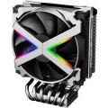 Кулер процессорый Deepcool Fryzen, AMD: TR4/AM4/AM3+/AM3/AM2+/AM2/FM2+/FM2/FM1, 164.6х124х81.5 мм, 4-pin - Fryzen