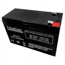 Аккумуляторная батарея FrimeCom 12V 7.5AH (GS1275) AGM