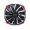 Вентилятор ID-Cooling NO-14025K, 140x140x25мм, 4-pin PWM, черный - NO-14025K