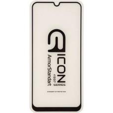 Защитное стекло Armorstandart Icon для Xiaomi Redmi Note 8T Black, 0.33mm (ARM55786) - ARM55786