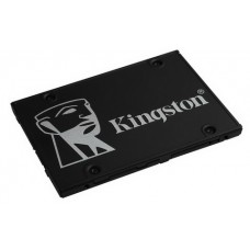 SSD  512GB Kingston KC600 2.5 SATAIII 3D TLC (SKC600B/512G) Bundle Box - SKC600B/512G