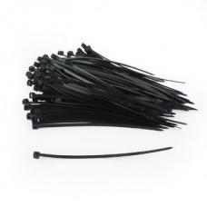 Стяжки Cablexpert NYTFR-150x3.6 (100шт) черный