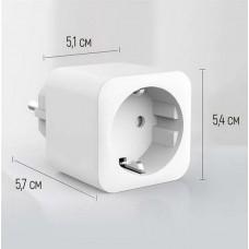 Умная Wi-Fi розетка ColorWay 16A/3680W одинарная (CW-SP1A-PT)