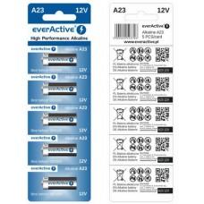 Батарейка everActive A23 (23A5BL) BL 5шт