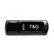 USB 16GB T&G 011 Classic Series Black (TG011-16GBBK)