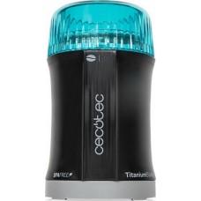 Кофемолка Cecotec Grinder Power Titanium CCTC-01502 (8435484015028)