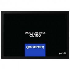 SSD  120GB GOODRAM CL100 GEN.2 2.5