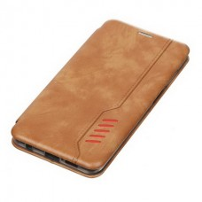 Чeхол-книжка BeCover Exclusive New Style для Xiaomi Redmi 10X/Note 9 Brown (704938)