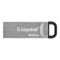 USB3.2 64GB Kingston DataTraveler Kyson Silver/Black (DTKN/64GB)
