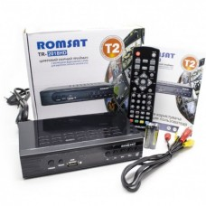 Тюнер Romsat TR-2018HD Метал DVB-T/T2