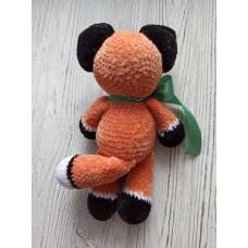 М'яка іграшка HandMade Лисеня 25 см, (TI-009)