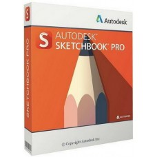 Autodesk SketchBook Pro 2021 Commercial New Single-user ELD 3-Year Subscription (871M1-WW3832-L610)