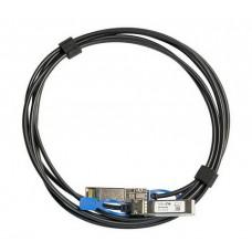 Кабель MikroTik XS+DA0003 (SFP, SFP+, SFP28, 3m, direct attach)