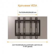 Кронштейн ACCLAB AL-FR20/F (1283126485763) (VESA200х200)