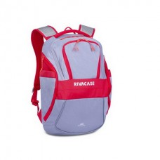 Рюкзак Rivacase 5225 Grey/Red 15.6