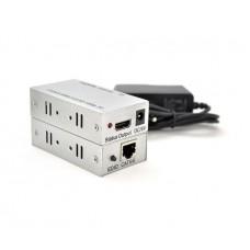 Адаптер Voltronic (YT-SCPE HDM-60m1080Р) HDMI-RJ-45 Grey