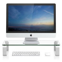 Подставка для ноутбука/монитора BeCover B6 Transparent (704672)