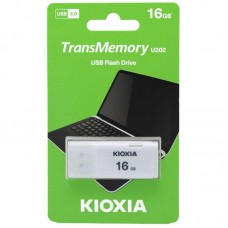 USB  16GB Kioxia TransMemory U202 (LU202W016GG4)
